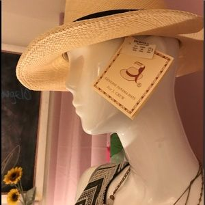 New panama jack hat NWT